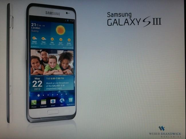 Samsung Galaxy S Leaked