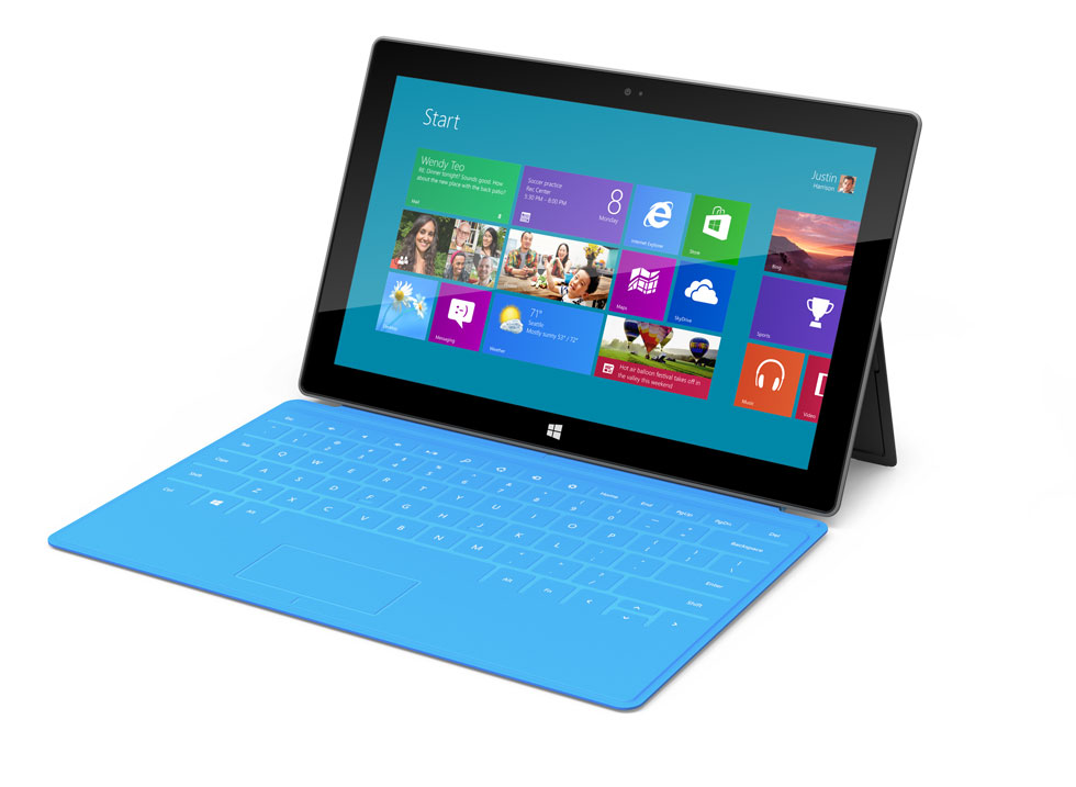 Windows Surface Tablet