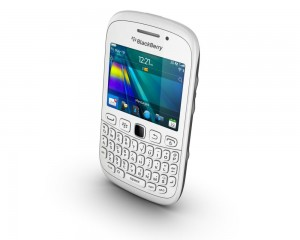 blackberry curve white color