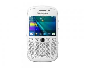 blackberry curve white color