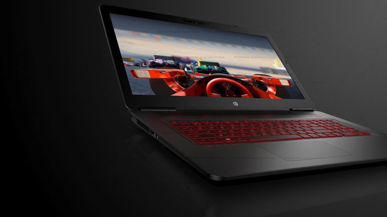HP Omen Laptops