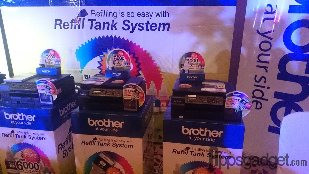 Brother Refill Tank System MultiFunction Printer