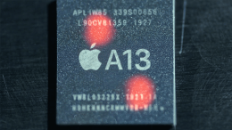 Apple claims that A13 Bionic chip is the fastest for mobile phones yet