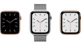 Apple Watch Series 5 with always-on display, ceramic and titanium casing now official!