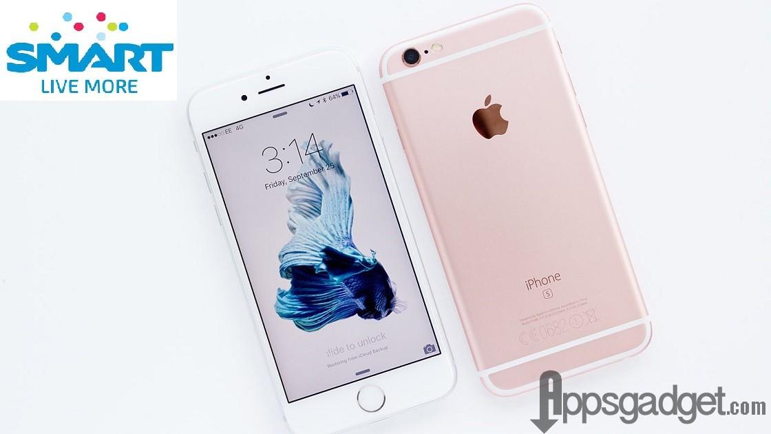 Smart Free iPhone 6S Plan