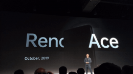 OPPO teases Reno Ace, a smartphone with a 90Hz display?
