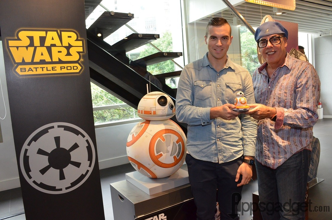 Star Wars BB-8 Toy Now in the Philippines