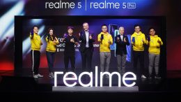 PHOTO RELEASE Realme 5 Series Launch