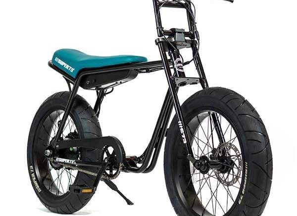 Super73 Z1 Electric Bike with 500W Motor and Fat Tires