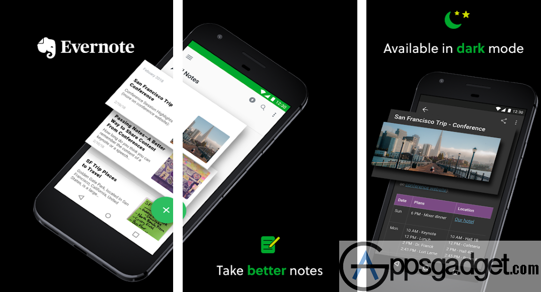 Evernote- Best Notes Apps Android