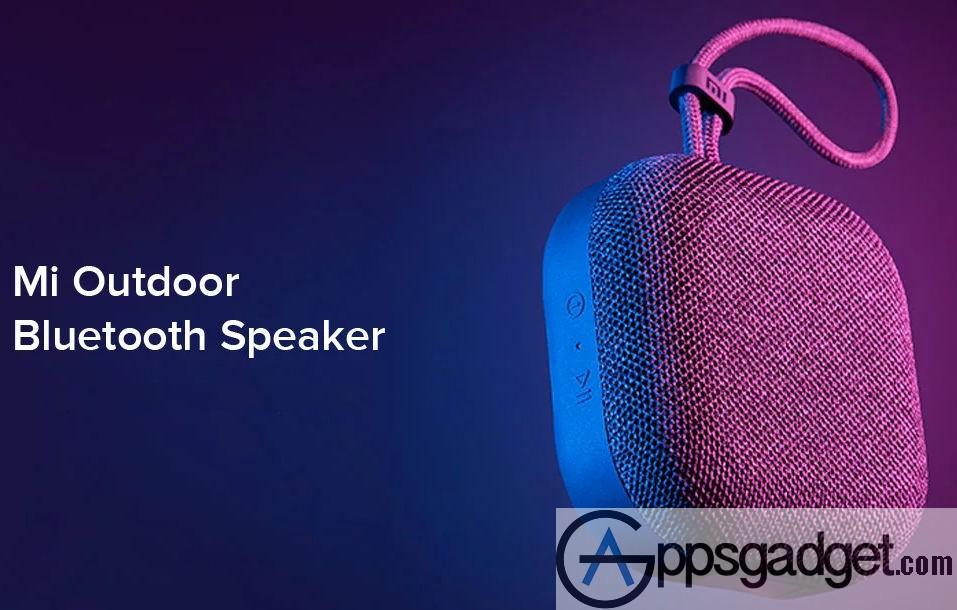 Mi Outdoor Bluetooth Speaker