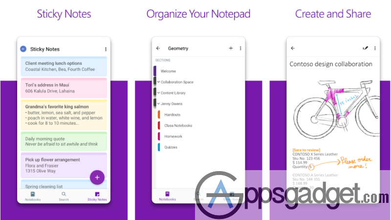 OneNote- Best Notes Apps Android