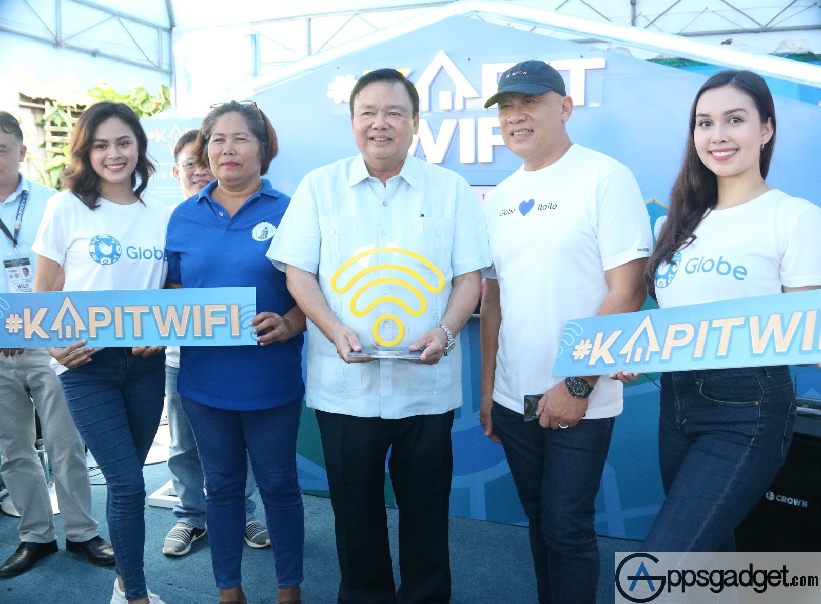 Globe ties up with Iloilo City in deploying more affordable WiFi services