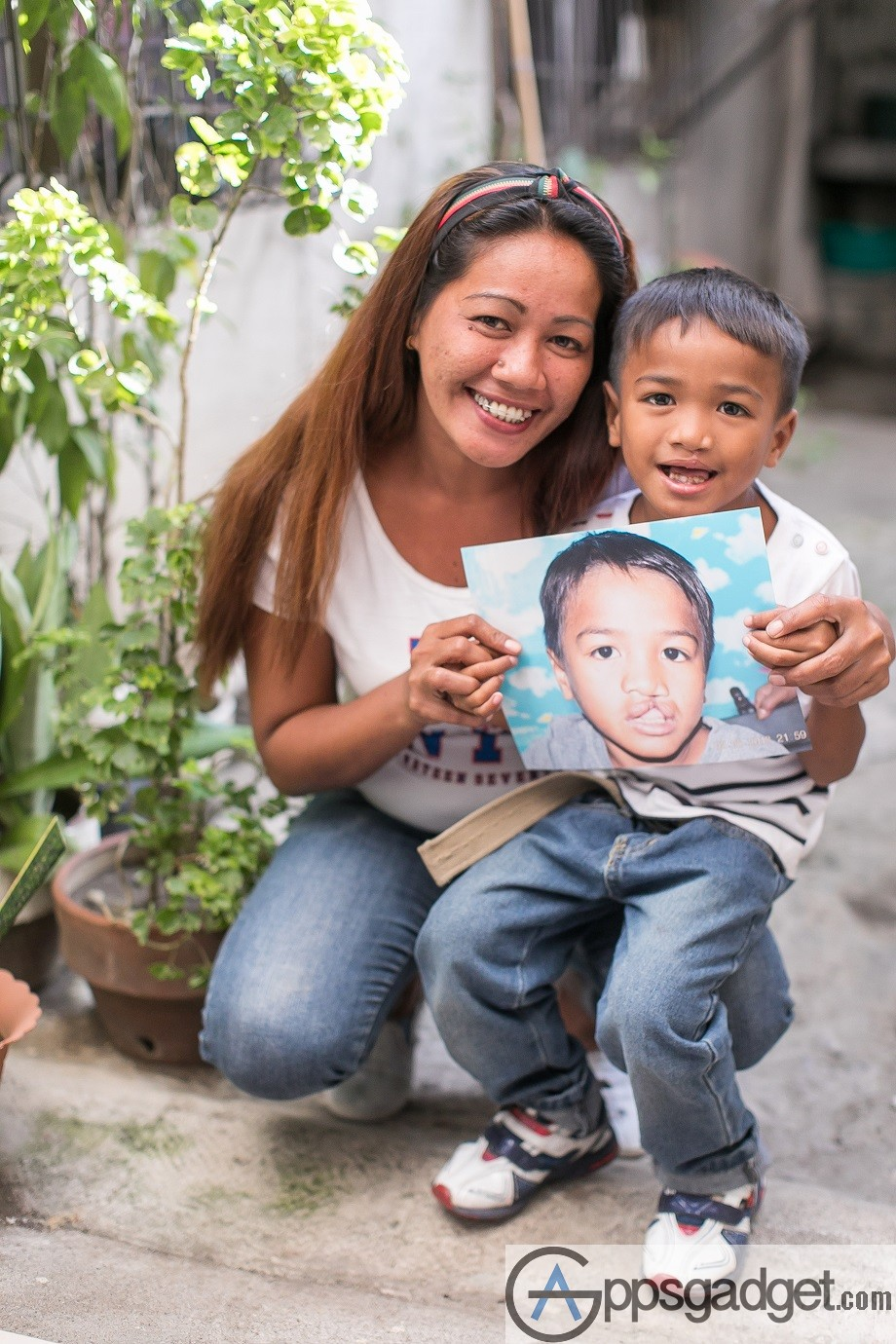Globe, Smile Train: Giving children with cleft lips and palates a reason to smile