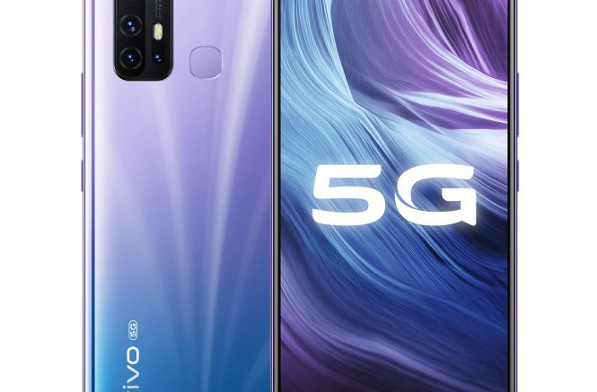 Vivo Z6 5G with 48MP cameras and 5000mAh Battery to be announced on February 2020