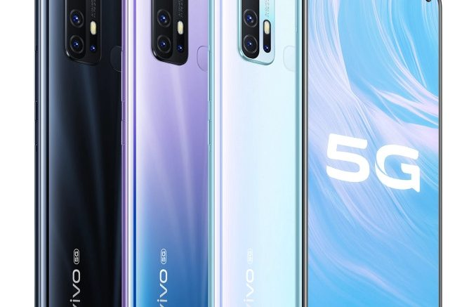 Vivo Z6 5G with 48MP camera and 5000mAh battery announced