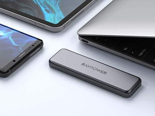 RAVPower Mini USB-C External SSD
