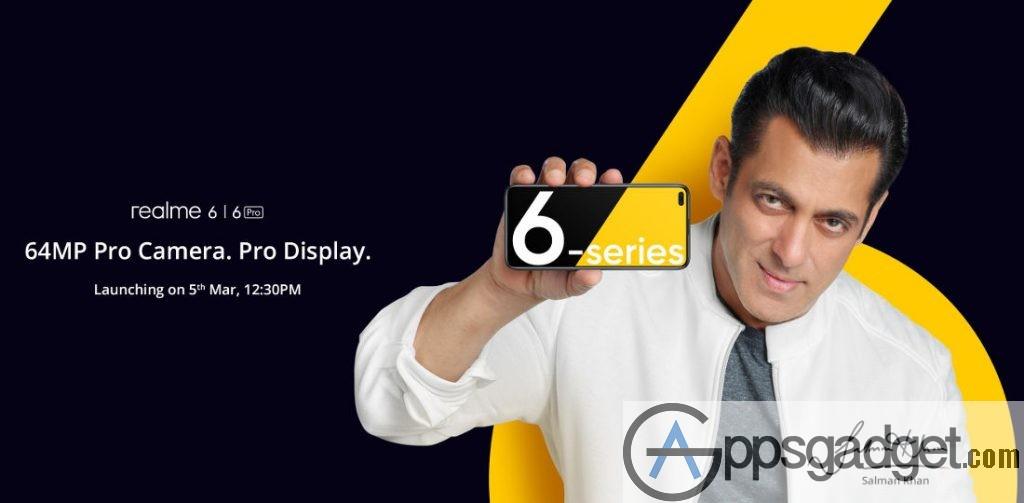 realme  and realme  Pro India launch invite