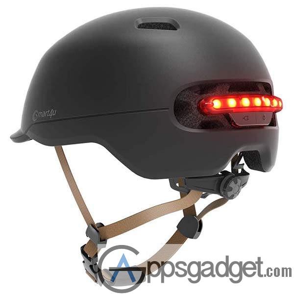 Smart4u Smart Bike Helmet with Automatic Light Sensation