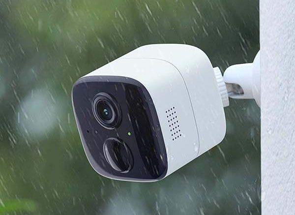 tplink kasa 2 indoor and outdoor home security camera 1