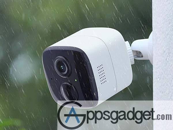tplink kasa  indoor and outdoor home security camera
