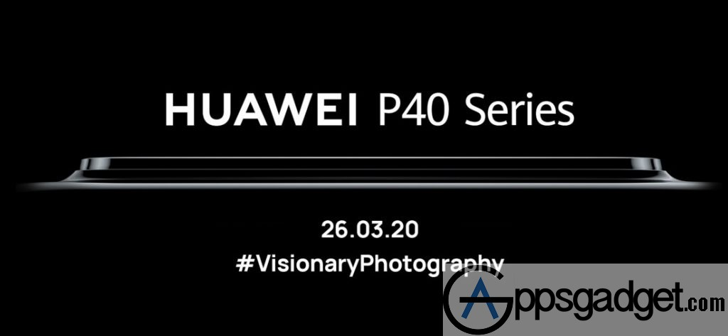 HUAWEI P launch invite
