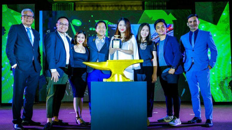 KV realme wins Silver Anvil Award