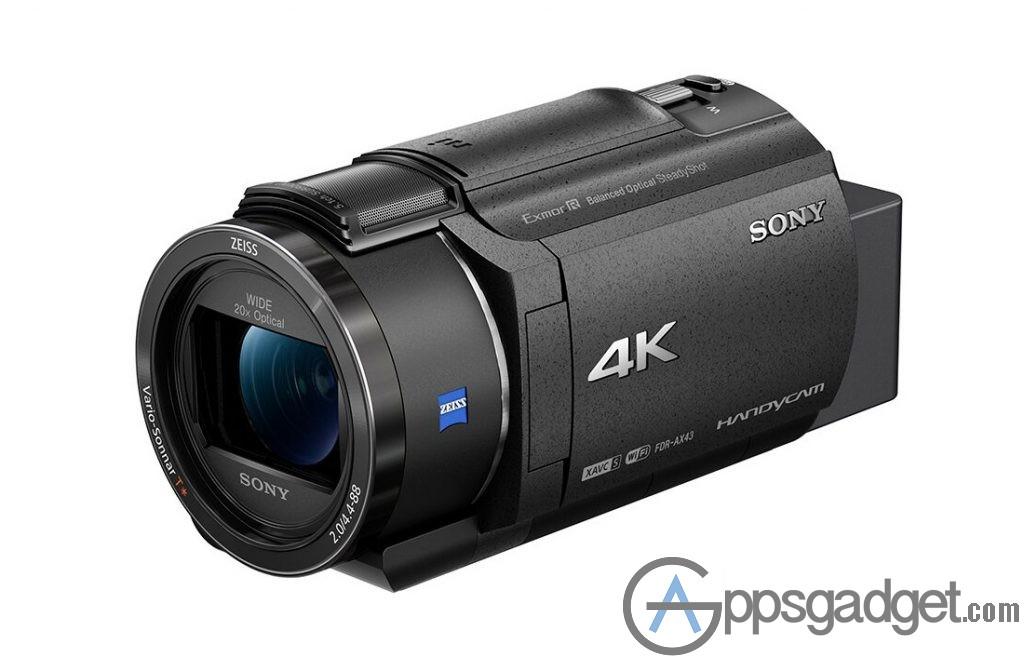 Sony FDR AX K Handycam