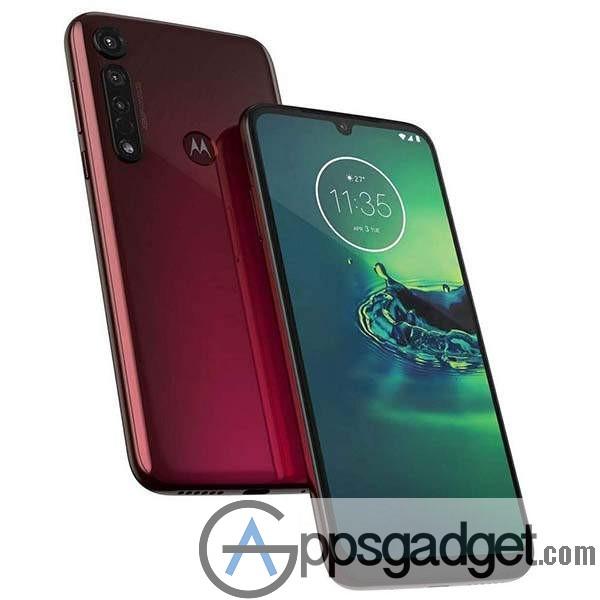 Motorola Moto G8 Plus Smartphone with 3-Lens Rear Camera System