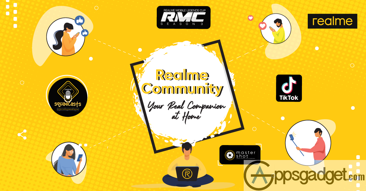 realme Philippines Your Companion at Home