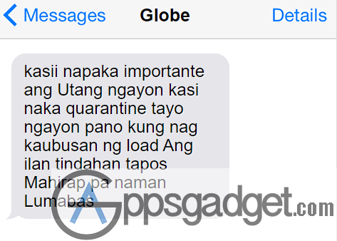 Globe addresses loading concerns of prepaid customers through loan credits without service fees