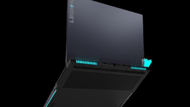 New Lenovo Legion 7i laptop