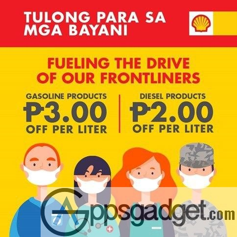 Shell Fuel Discount