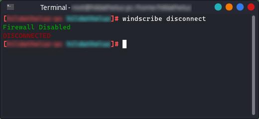 Windscribedisconnect