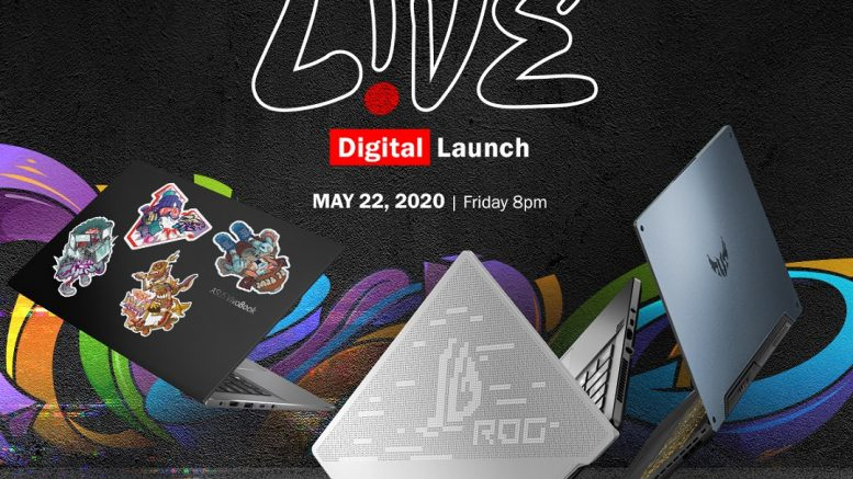 Livestream Announcement 1200 x 1200