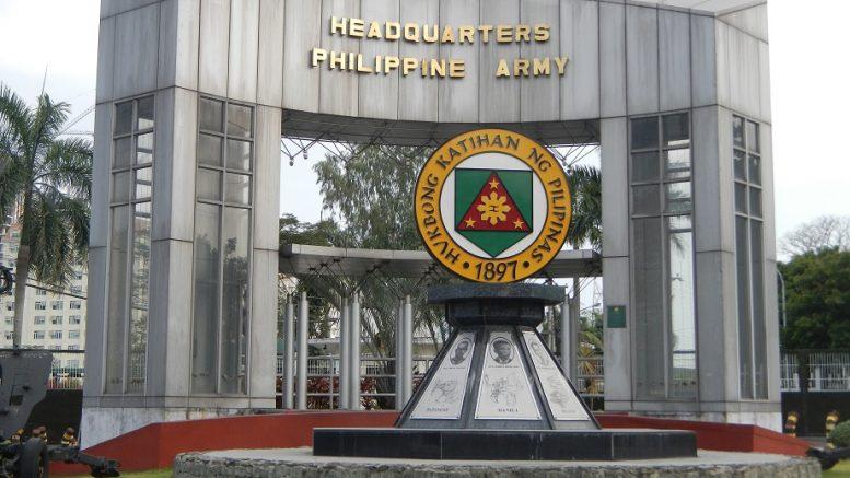 PH army