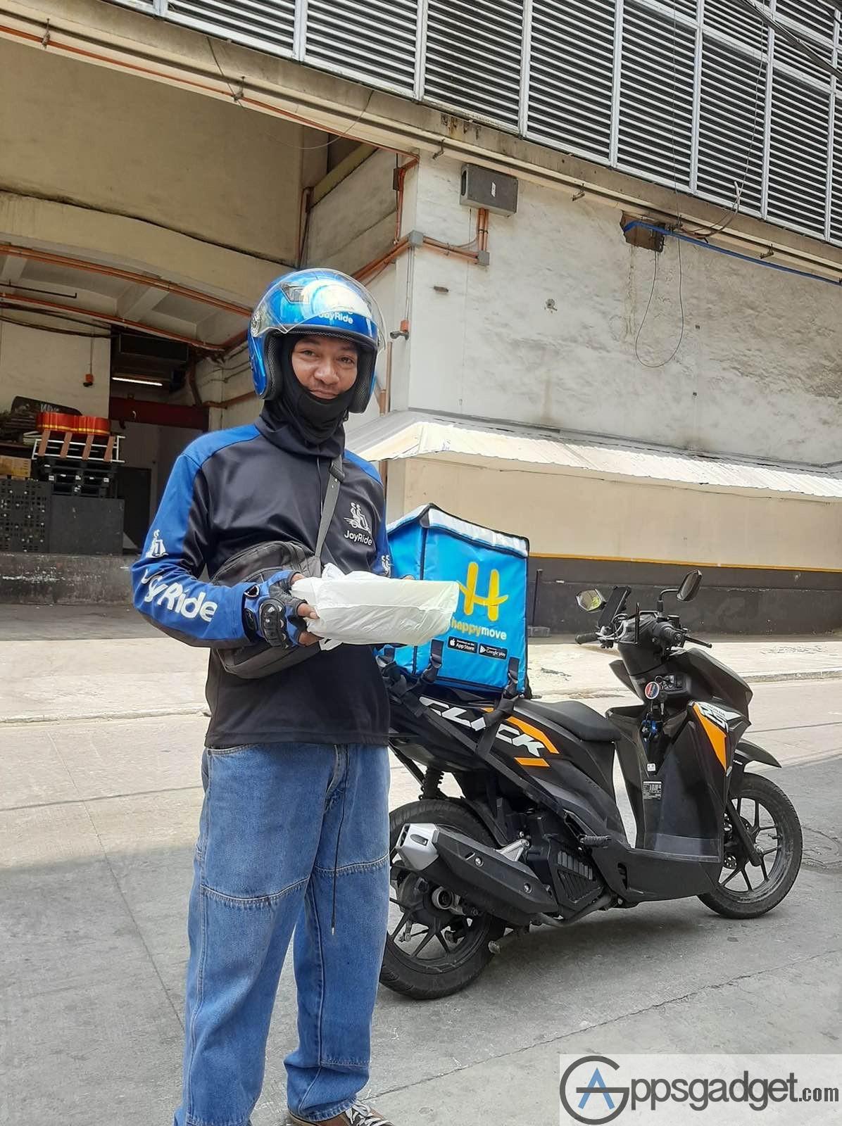 JoyRide Delivery