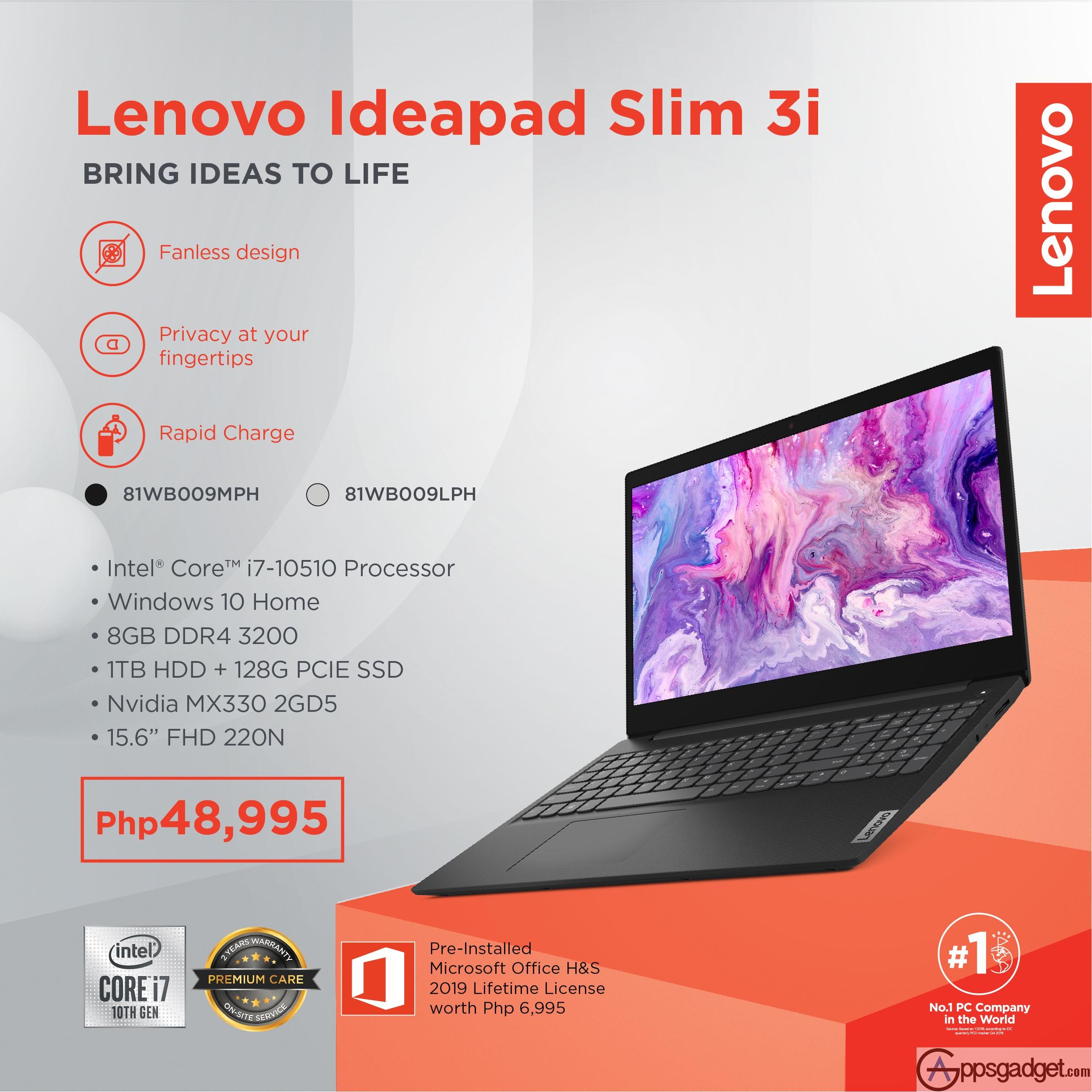 LNV FB Shop Ideapad Slim 3i 11