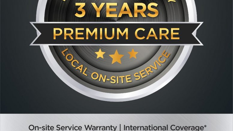 LNV Premium Care Tentcard 3 Years 01