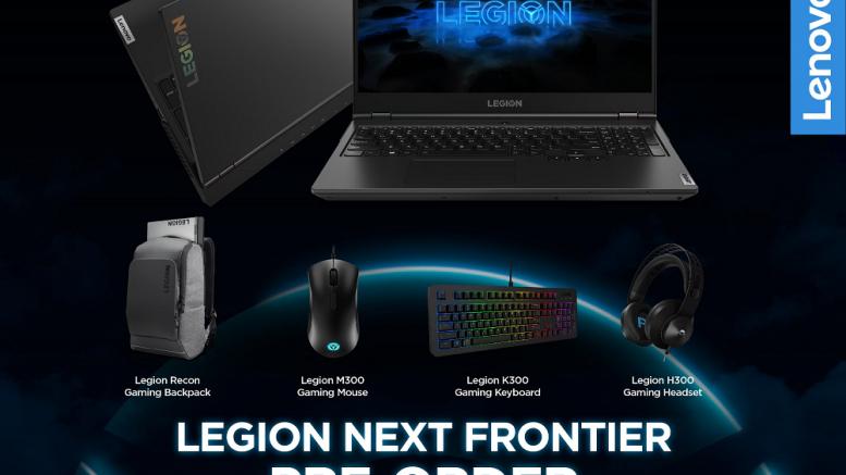 Legion 5 Legion x Pre order