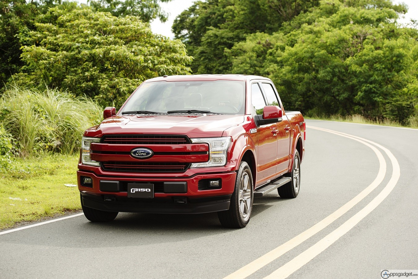 Ford Launches F-150 Reinforces Truck Leadership In The Philippines