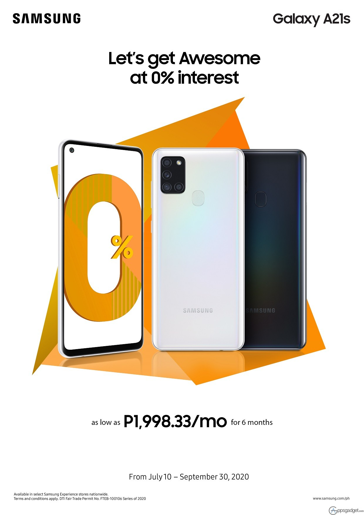 """SAMSUNG Galaxy A21s and A11 A-series Great for Gen Z to bring out their """"awesome"""""""