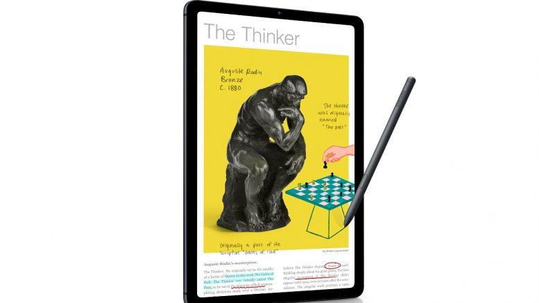 SAMSUNG Galaxy Tab S6 Lite KV