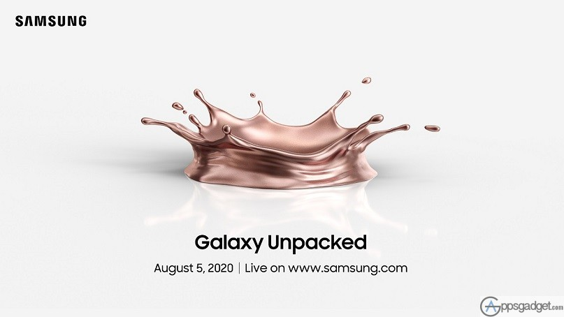 Galaxy Unpacked : The Next-Generation Galaxy Ecosystem is coming On August 5
