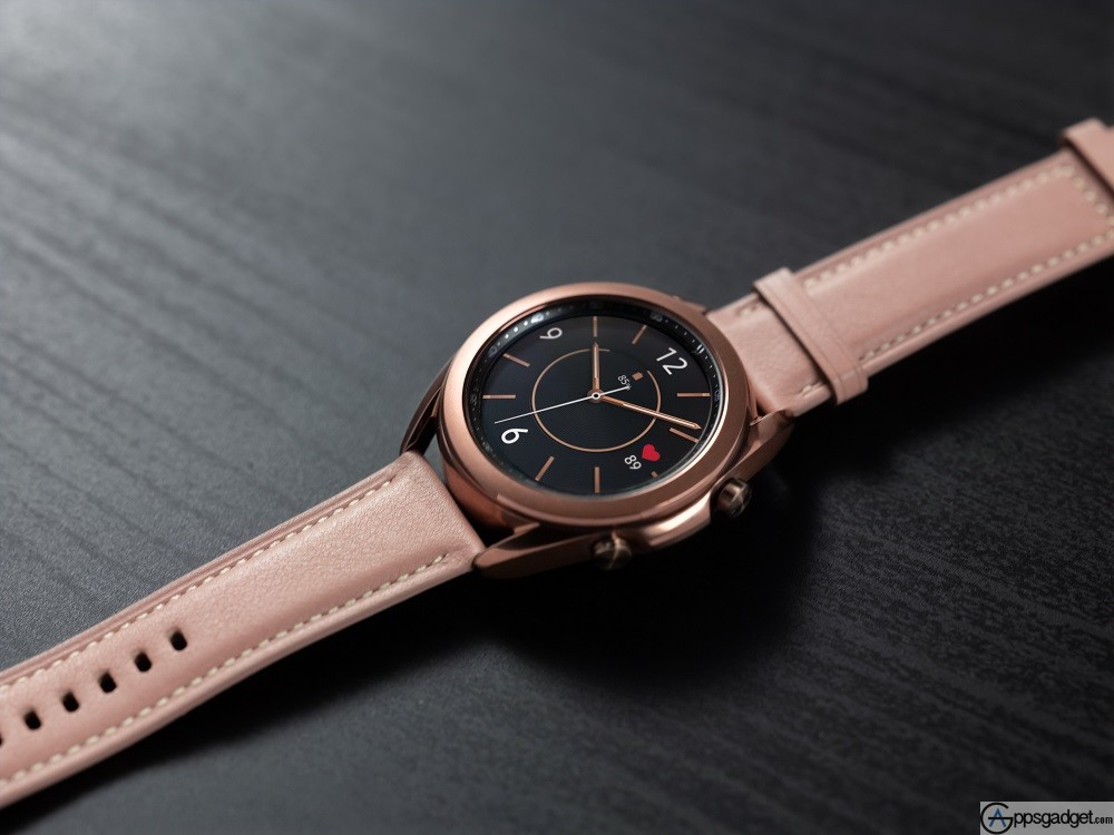 Samsung Galaxy Watch 3 with Blood Oxygen (SpO2) Feature to measure and track oxygen saturation and Galaxy Buds Live Launched in PH
