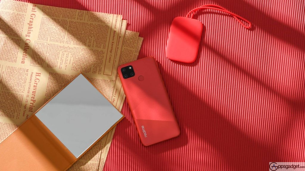 realme C12 with 13mp camera,3GB RAM+32GB storage and Buds Classic launched