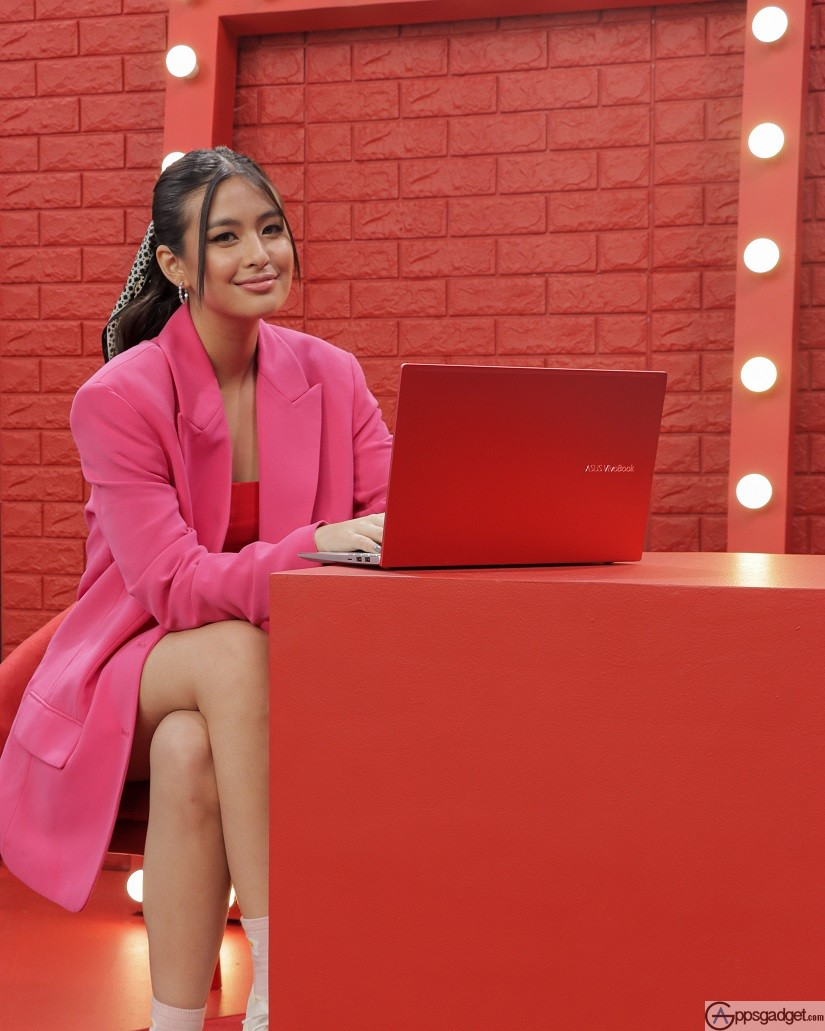 Gabbi Garcia 3 ASUS VivoBook S14 and S15 Launched