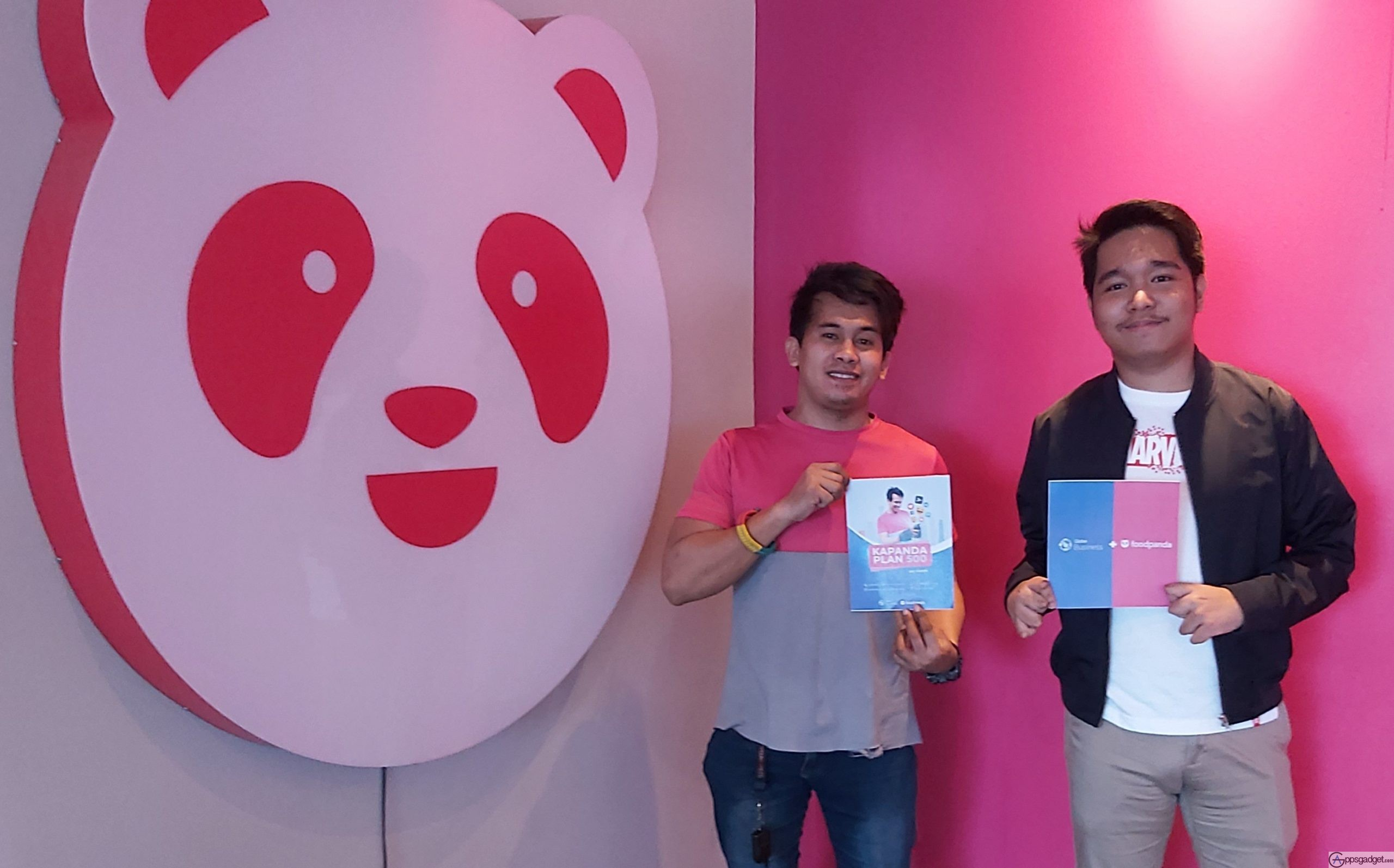 Foodpanda KaPanda Plan 500 Provides Riders unlimited calls and texts to all networks by Globe Business