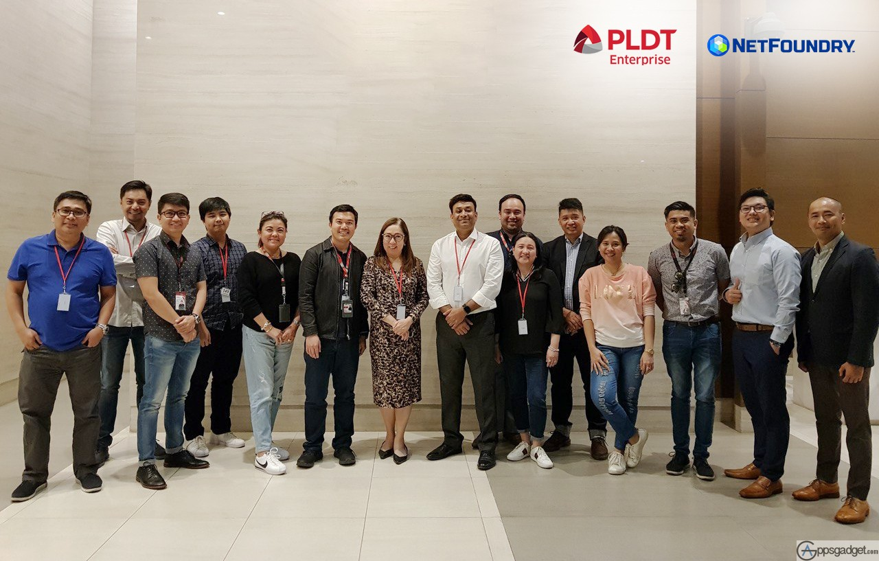PLDT Enterprise Launches Zero-Trust Cloud Networking Solution with NetFoundry Tie-up