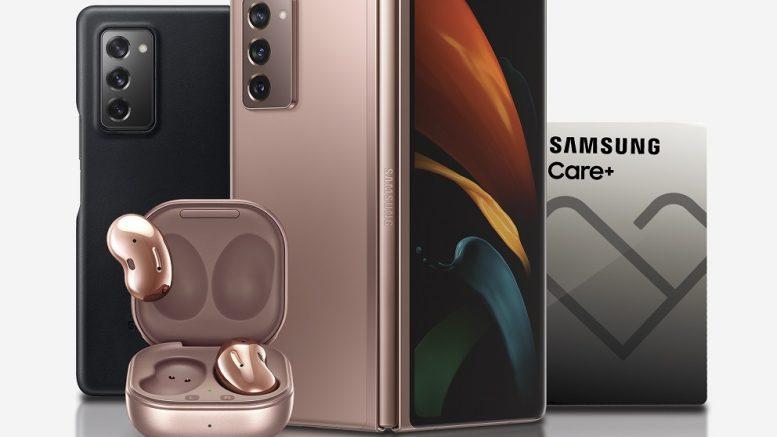 image Galaxy Z Fold2 online promos